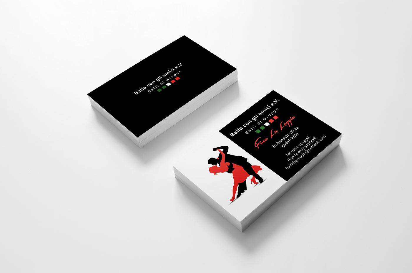 Visitenkarten designen lassen
